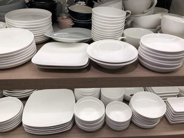 白いお皿(いろんなサイズ)
