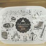 セリアのお弁当箱がおしゃれで使いやすい!写真47枚を公開中!
