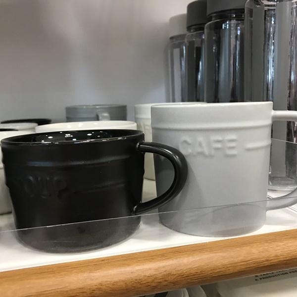 マットモノトーン コーヒーマグ