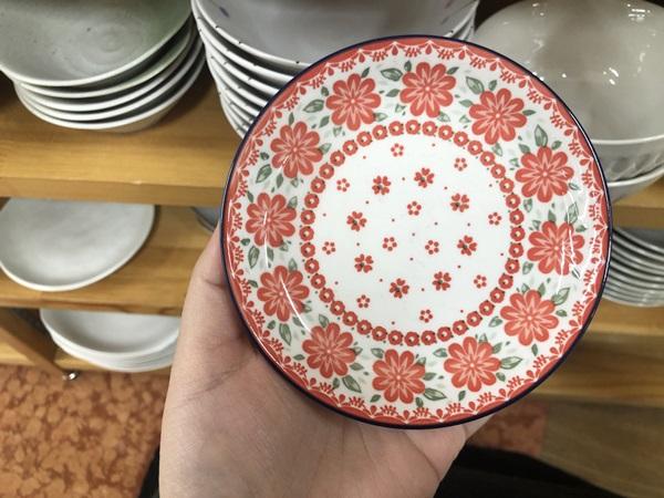 北欧風デザイン皿