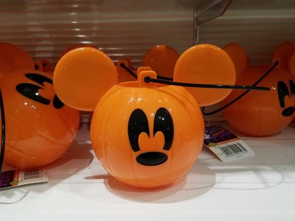 ハロウィン バケツ/ミッキーマウス